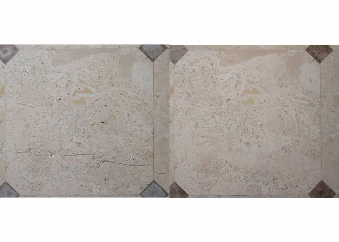 Travertine Crack Repair Millestone Marble Amp Tile